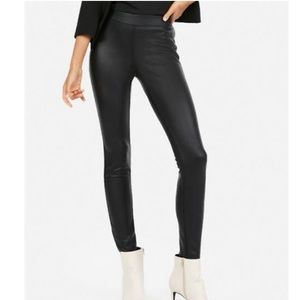 🌻 Express Faux Leather Leggings